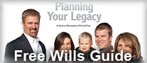 Request a Wills Guide